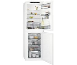 SCE8181VNS Integrated 50/50 Fridge Freezer