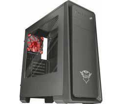 TRUST GXT 1110 ATX Mid-Tower PC Case