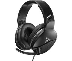 Recon 200 Amplified Gaming Headset - Black