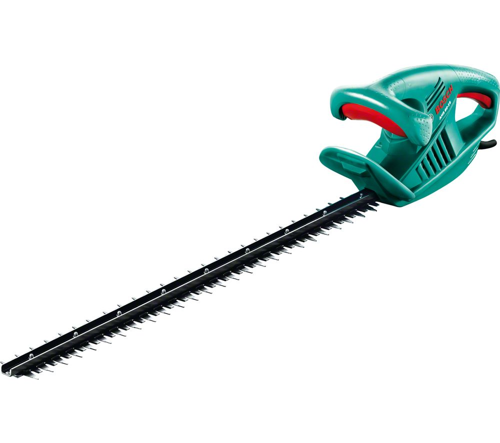 Image of BOSCH AHS 60-16 Hedge Trimmer - Green, Green