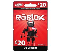 ROBLOX Gift Card - £20