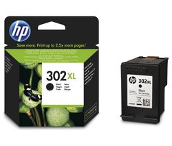 302XL Black Ink Cartridge