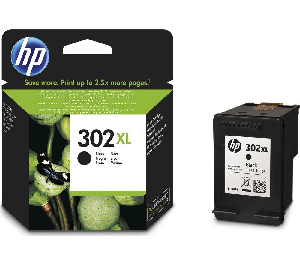 HP 302XL Black Ink Cartridge