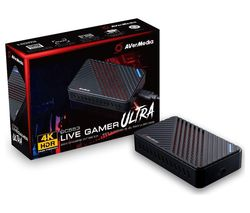 AVERMEDIA Live Gamer Ultra Capture Card