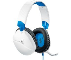 TURTLE BEACH Recon 70P 2.1 Gaming Headset - White