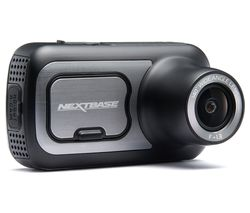 NEXTBASE 422GW Quad HD Dash Cam with Amazon Alexa - Black