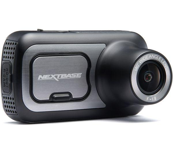 Image of NEXTBASE 422GW Quad HD Dash Cam with Amazon Alexa - Black