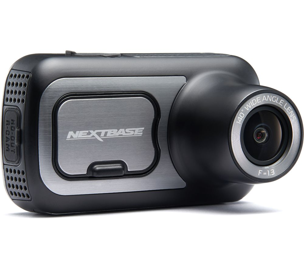 NEXTBASE 422GW Quad HD Dash Cam with Amazon Alexa – Black, Black