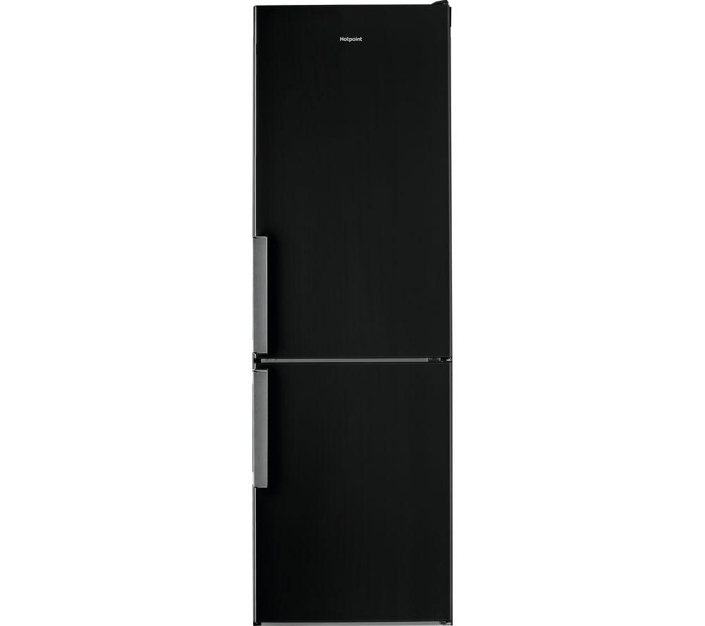HOTPOINT Day1 H5T 811 I K H 70/30 Fridge Freezer - Black