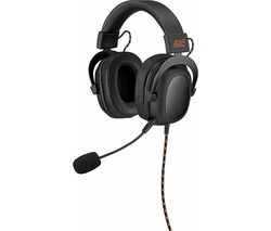 AFSH0119 Gaming Headset - Black & Orange