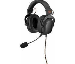 Image of ADX AFSH0119 Gaming Headset - Black & Orange