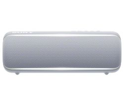 SONY EXTRA BASS SRS-XB22 Portable Bluetooth Speaker - Grey
