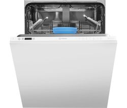 INDESIT eXtra Baby Care DIFP8T96ZUK Full-size Fully Integrated Dishwasher