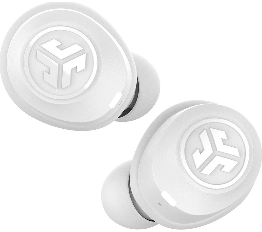 JLAB AUDIO JBuds Air Wireless Bluetooth Earphones - White