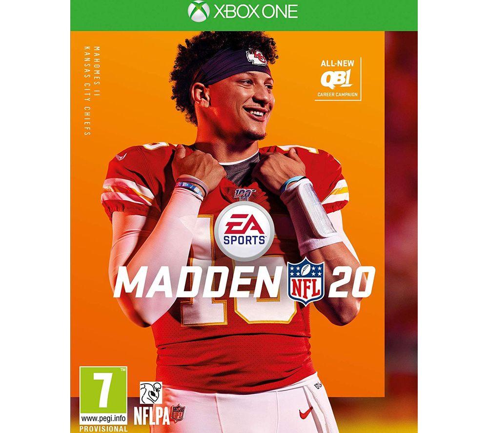 XBOX ONE Madden NFL 20