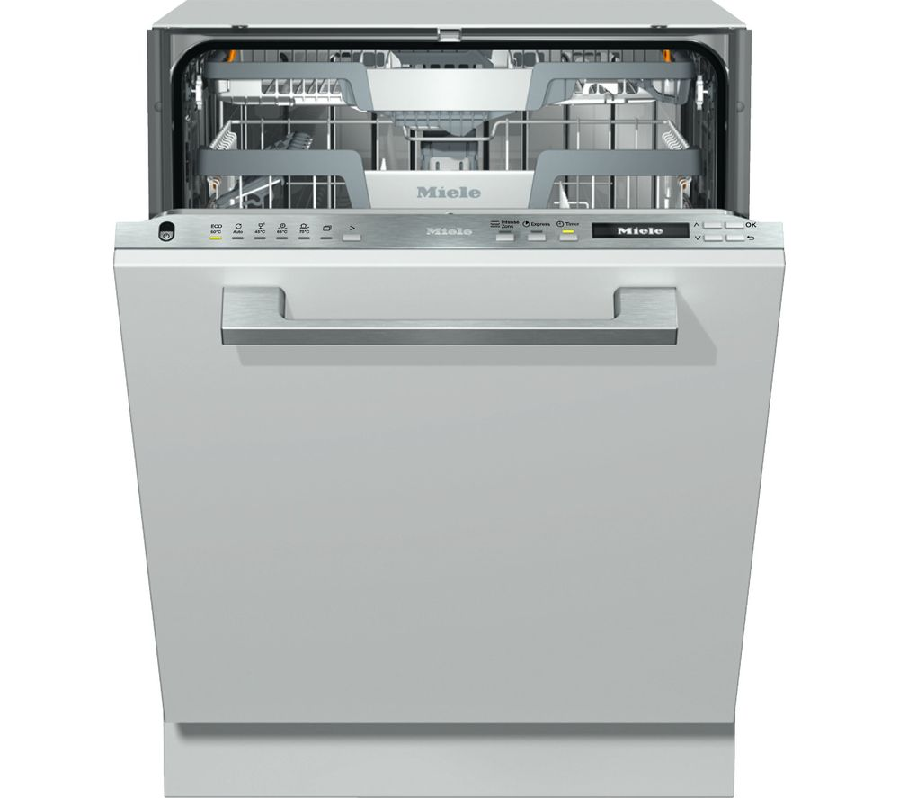 Image of G7152SCVi Full-size Fully Integrated Dishwasher