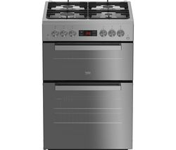 BEKO XDVG675SM 60 cm Gas Cooker - Black