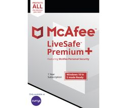 LiveSafe Premium 2020 - 1 year for unlimited devices