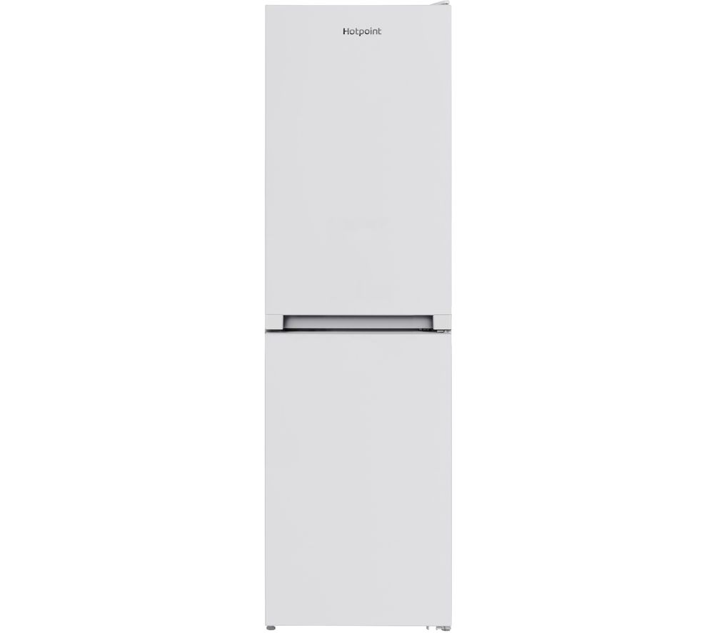 HOTPOINT Aquarius HBNF 55181 W UK 50/50 Fridge Freezer - White
