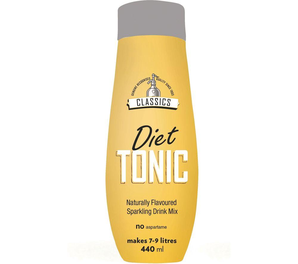 SODASTREAM Classics Diet Tonic Concentrate
