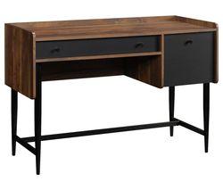 Hampstead Park Compact Desk - Grand Walnut