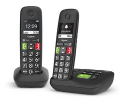E290A Cordless Phone - Twin Handsets