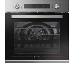 FCP602X E0E/E Electric Smart Oven - Stainless Steel & Black