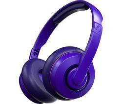 Cassette S5CSW-M725 Wireless Bluetooth Headphones - Retro Surf Purple