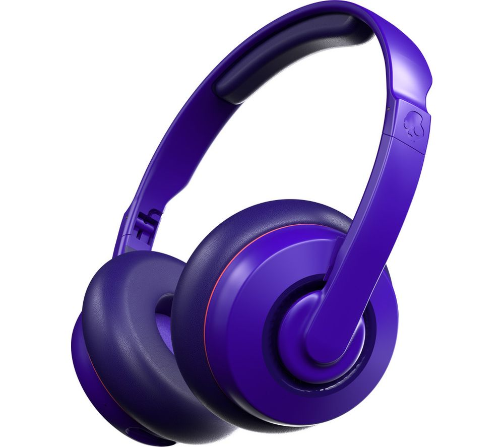 SKULLCANDY Cassette S5CSW-M725 Wireless Bluetooth Headphones - Retro Surf Purple, Purple