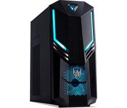 PO3-600 Gaming PC - Intel® Core™ i7, GTX 1660 Ti, 1 TB HDD & 256 GB SSD