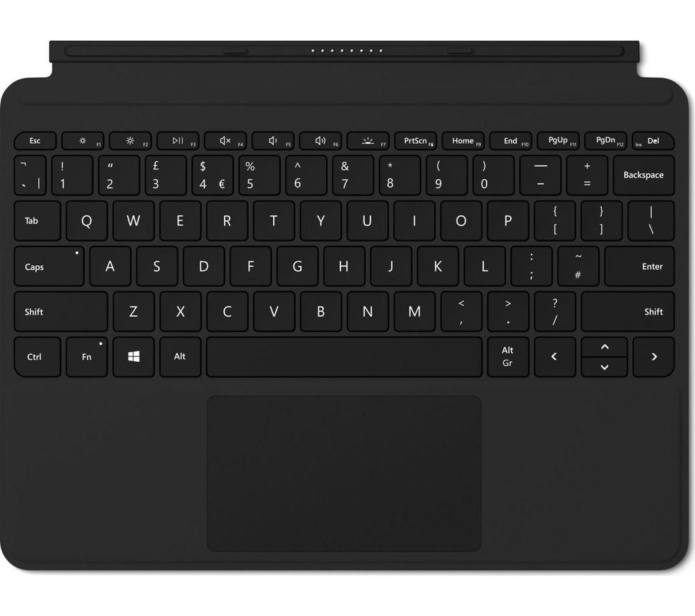 MICROSOFT Surface Go 2 Typecover - Black