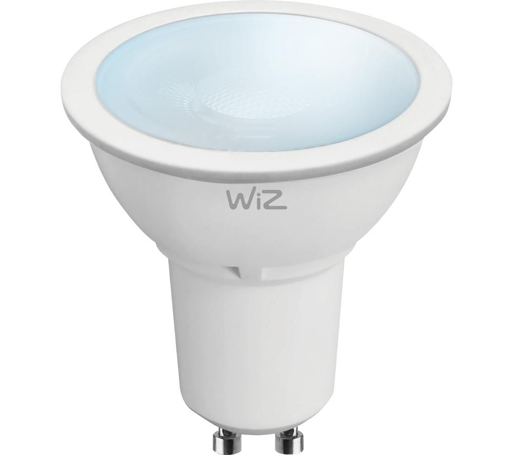 WIZ CONNEC Smart LED Light Bulb with Reflector - GU10, White