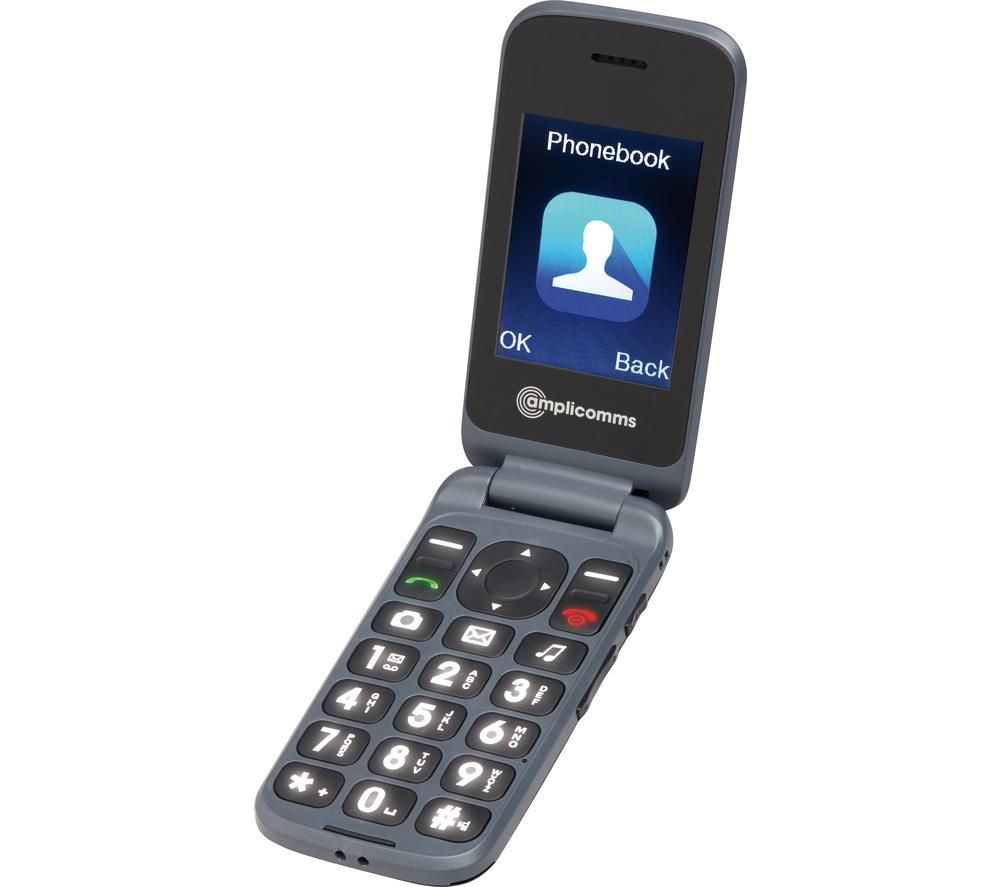 AMPLICOMMS PowerTel M6750 - Red