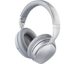 Silenco Series VK-2003-SL Wireless Bluetooth Noise-Cancelling Headphones - Silver