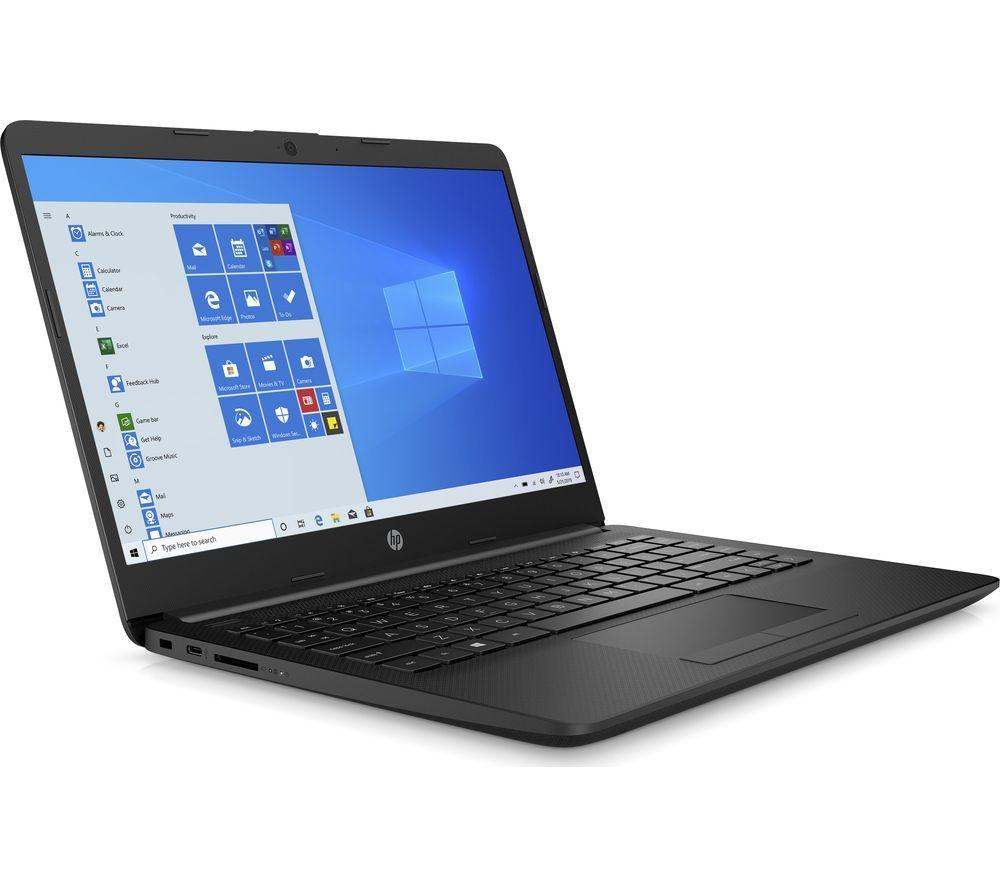 "HP 14-cf2502sa 14"" Laptop - Intel® Core™ i5, 256 GB SSD, Black"