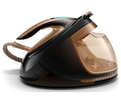 PHILIPS PerfectCare Elite Plus GC9682/86 Steam Generator Iron - Black & Gold Best Price, Cheapest Prices