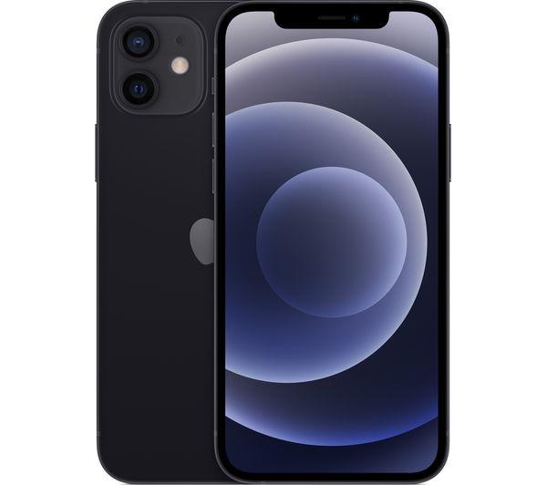 Apple iPhone 12 - 64 GB, Black 1