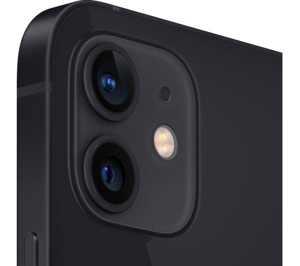 Apple iPhone 12 - 64 GB, Black 3