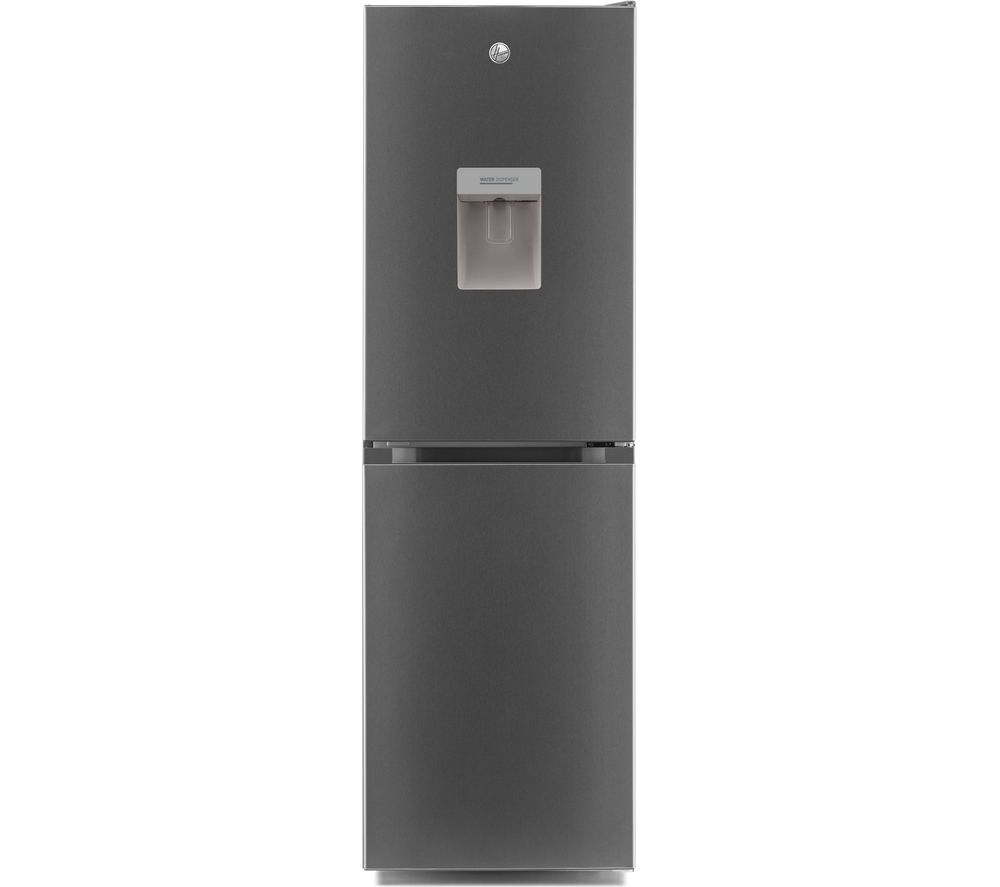 HOOVER H-Fridge 300 HMCL 5172 SWDKN 50/50 Fridge Freezer - Stainless Steel