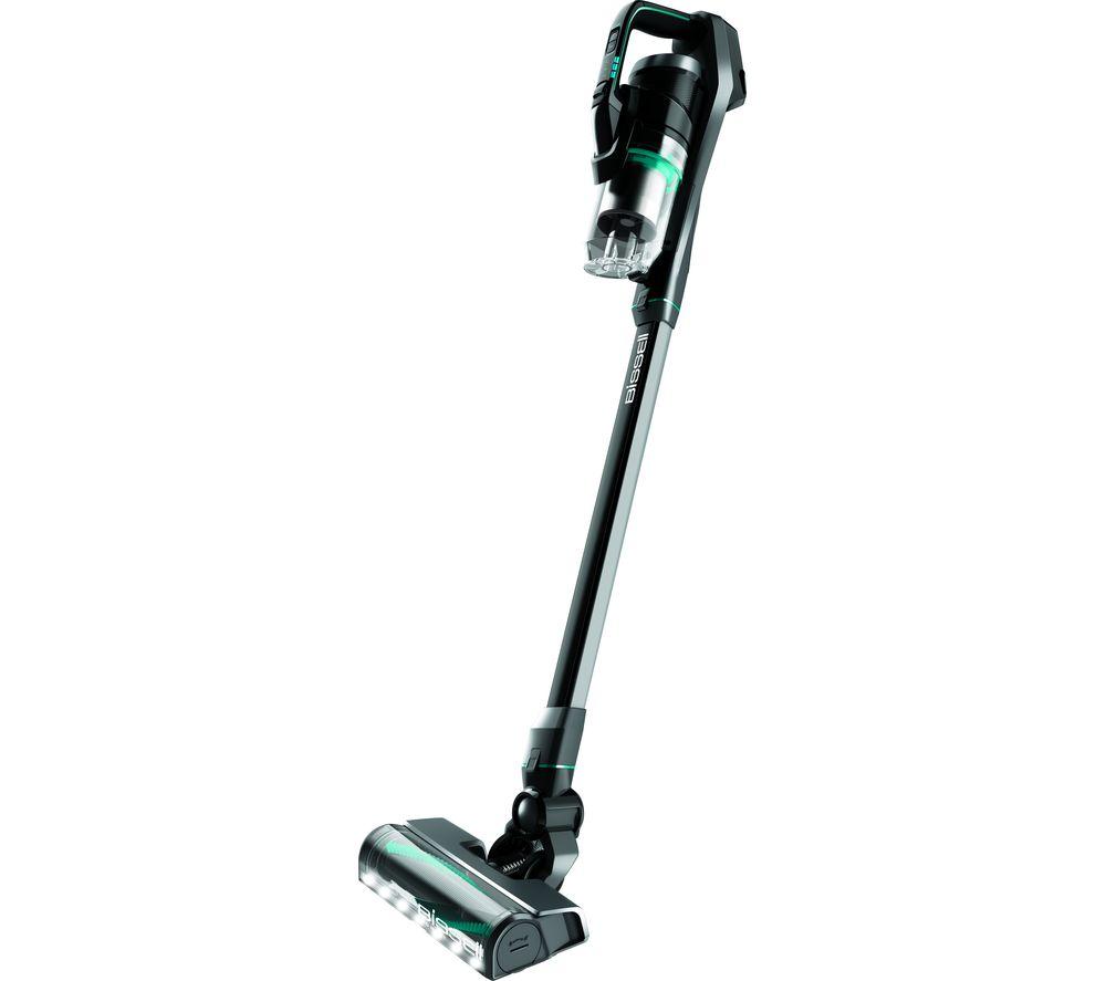BISSELL Icon Pet 2602E Cordless Vacuum Cleaner - Black & Blue, Black