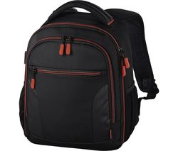 Miami 150 DSLR Camera Backpack - Black & Red