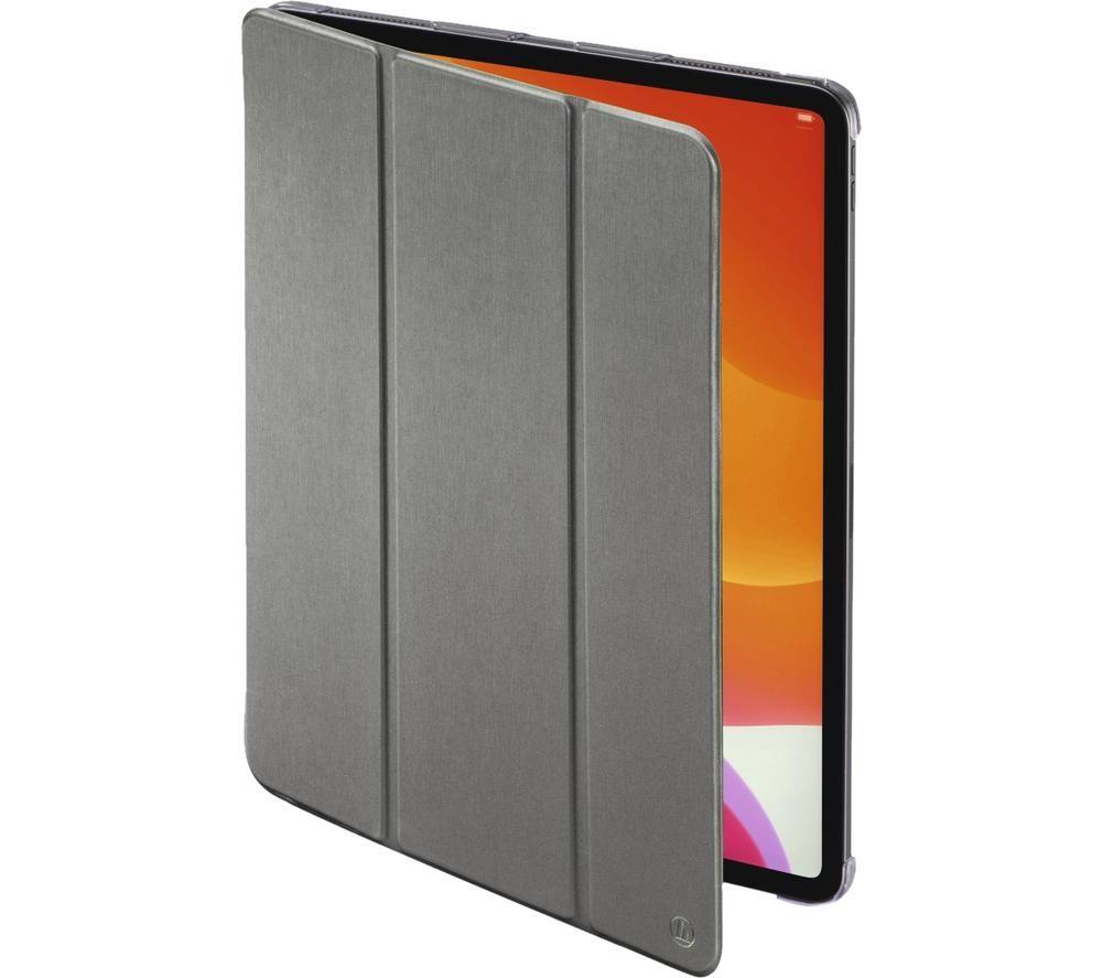 """HAMA Essential Fold Clear 12.9"""" iPad Pro Case - Grey"""