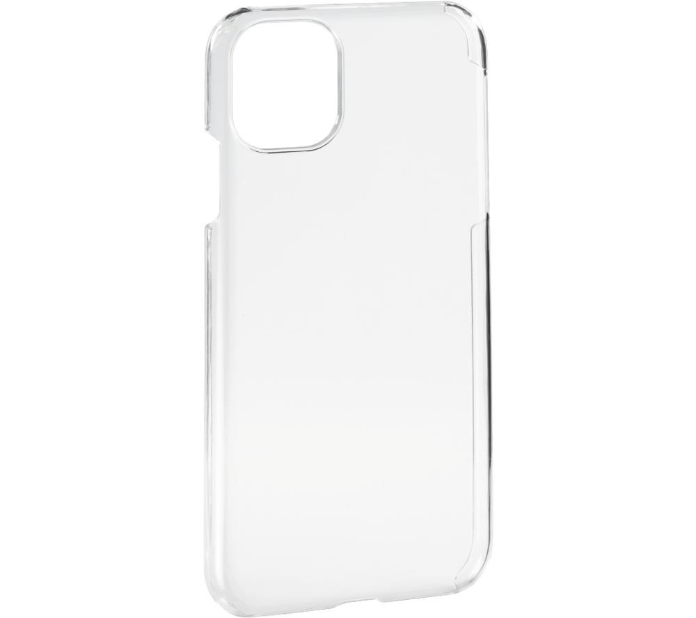 HAMA Essential Line Antibacterial iPhone 12 mini Case - Clear