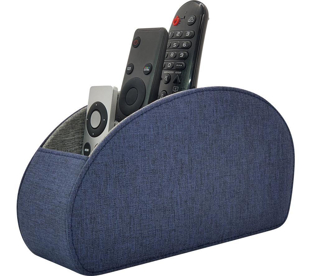 CONNECTEDE ESSENTIALS CEG-10 Remote Control Holder - Blue
