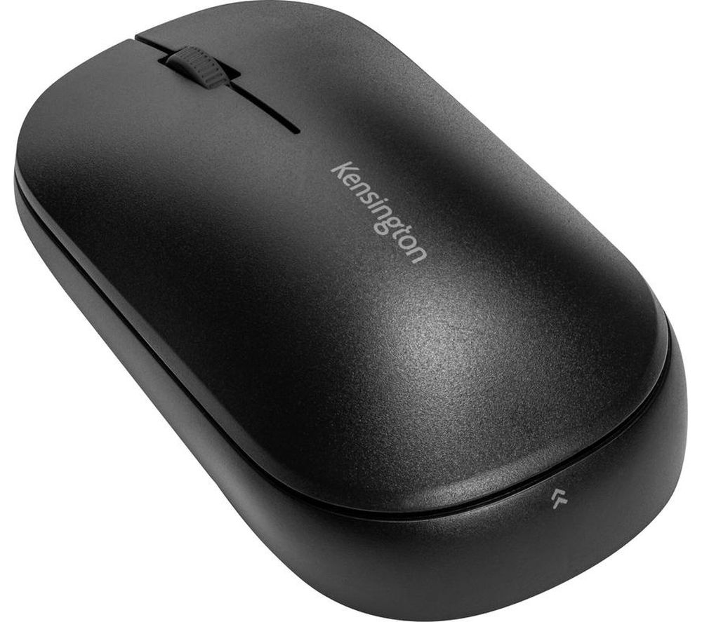 Image of KENSINGTON SureTrack Dual Wireless Optical Mouse - Black, Black