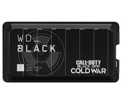_BLACK P50 Call of Duty: Black Ops Cold War Edition External SSD Game Drive - 1 TB