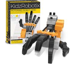Motorised Robot Hand Kit