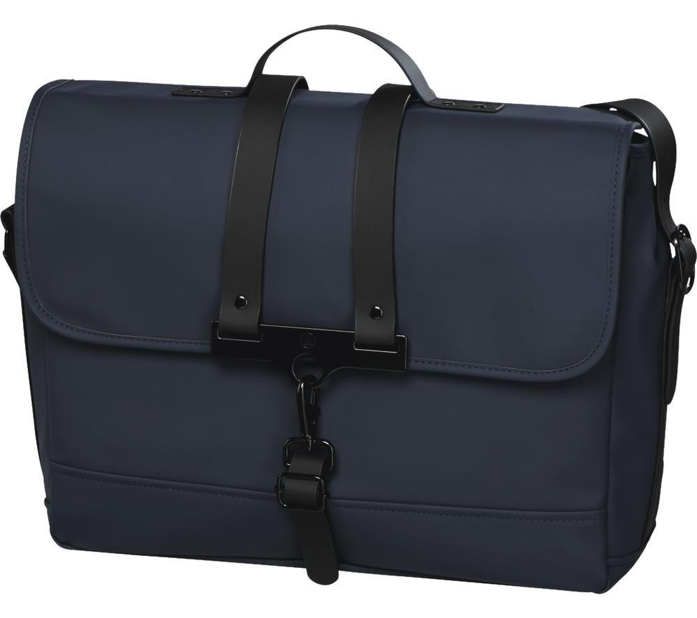 "HAMA Perth 14.1"" Laptop Messenger Bag - Dark Blue"
