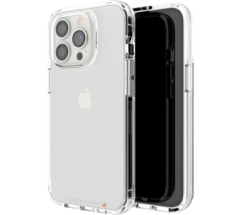 GEAR4 Crystal Palace iPhone 13 Pro Case - Clear