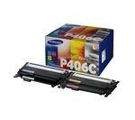 SAMSUNG P406C Cyan, Magenta, Yellow & Black Toner Cartridges - Multipack